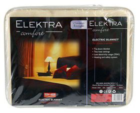 Elektra - Classic Electric Blanket - Double