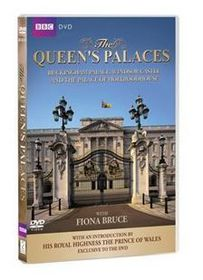 The Queen's Palaces BBC (Import DVD)