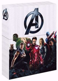 The Avengers 6 Movie Collection (Blu-ray)