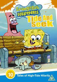 Spongebob Squarepants: Tide And Seek (DVD)