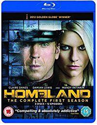 Homeland Season 1 (Blu-ray)
