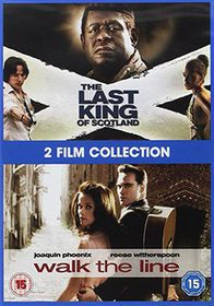 The Last King Of Scotland/Walk The Line (2 Film Collection) (DVD)