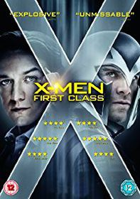 X - Men First Class (DVD)