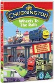 Chuggington: Wheels To The Rails (Import DVD)