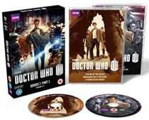 Doctor Who - The New Series: 7 - Part 1 (Import DVD)