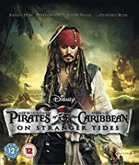 Pirates of the Caribbean: On Stranger Tides (DVD)