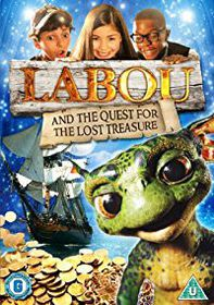 Labou and the Quest for the Lost Treasure (DVD)