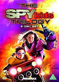 Spy Kids Trilogy (DVD)