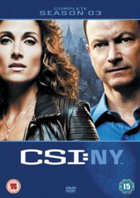 CSI New York Complete Season 3 (DVD)