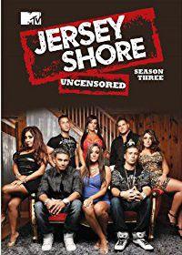 Jersey Shore Season 3 (DVD)