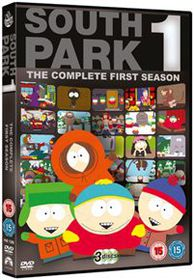 South Park Season 1 (parallel import)