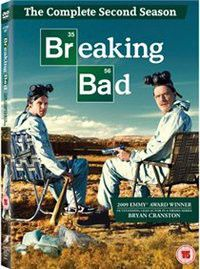Breaking Bad - Season 2 (DVD)