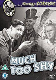 Much Too Shy (DVD)