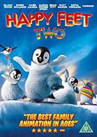 Happy Feet Two Dvd (DVD)