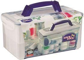 Lock & Lock - 5 Litre Rectangular Medical Food Storage Container