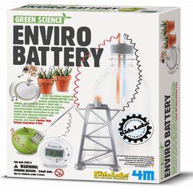 Green Science - Enviro Battery