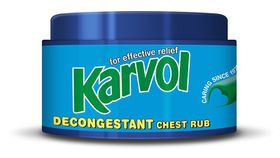 Karvol - Decongestant Chest Rub 50g