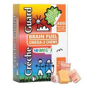 Creche Guard Brain Fuel Omega 3 Chew 60