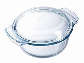 Pyrex - Round Casserole 3.75 Litre