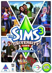 The Sims 3: University (PC DVD-ROM)
