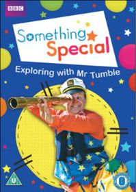 Something Special: Exploring With Mr.Tumble (Import DVD)