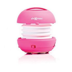 Shox Maxi Lumo Portable Speaker - Pink