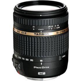 Tamron 18-270mm f3.5-6.3Di II VC PZD Lens