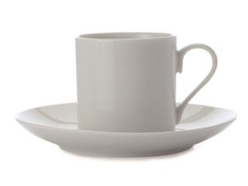 Maxwell and Williams - White Basics Espresso Cup and Saucer