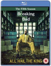 Breaking Bad: Season Five - Part 1 - (Import Blu-ray)