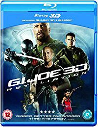 G.I. Joe: Retaliation 3D (Blu-ray)