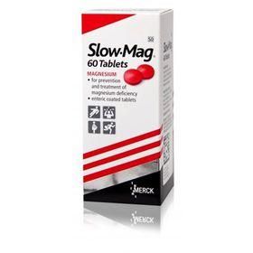 Slow-Mag 535Mg Tabs  60