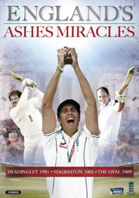 England's Ashes Miracles - (Import DVD)