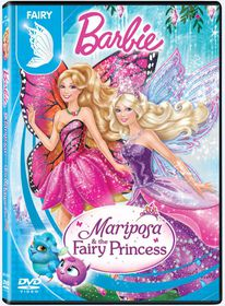 Barbie Mariposa And The Fairy Princess (DVD)