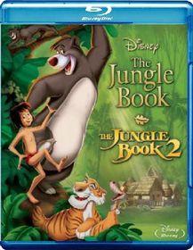 Walt Disney's Jungle Book 1 & 2 Box Set (Blu-ray)