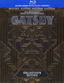 The Great Gatsby (2013)(Blu-ray & CD Combo)