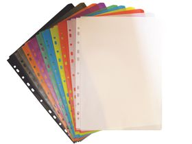 Croxley Filing Secretarial Folders - Pack of 10