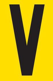 Tower Adhesive Letter Sign - Medium V