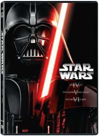 Star Wars Original Trilogy (DVD)