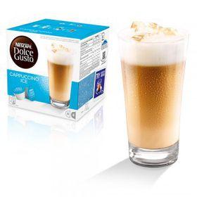 Nescafe Dolce Gusto Cappuccino Ice Coffee Capsules