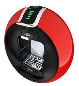 Nescafe - Dolce Gusto Capsule Coffee Machine - Red