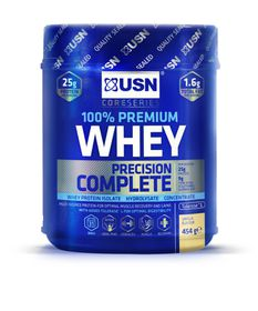 USN Whey Protein Plus - Strawberry 454g