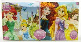 Disney Princess Palace Pets Mega 2 Pack Puzzle