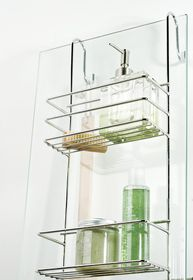 Steelcraft - Hook Over Shower Caddy