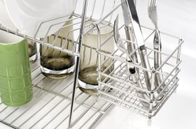Steelcraft Cutlery Holder Use With 2 Tier Dish Rack