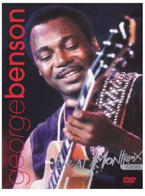 George Benson - Live At Montreux 1986 (DVD)