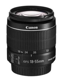 Canon EF-S 18-55mm f/3.5-5.6 IS Lens