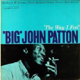 Patton Big John - Way I Feel (CD)