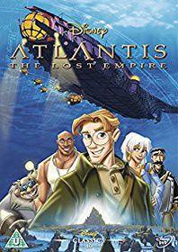 Atlantis The Lost Empire (DVD)