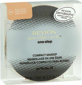 Revlon - New Complexion One Step Compact Makeup Natural Beige