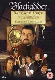 Black Adder-Back & Forth - (Import DVD)